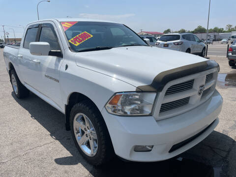 2011 RAM Ram Pickup 1500 for sale at Top Line Auto Sales in Idaho Falls ID
