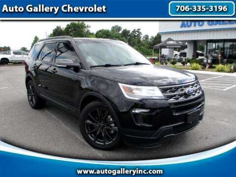 2018 Ford Explorer for sale at Auto Gallery Chevrolet in Commerce GA