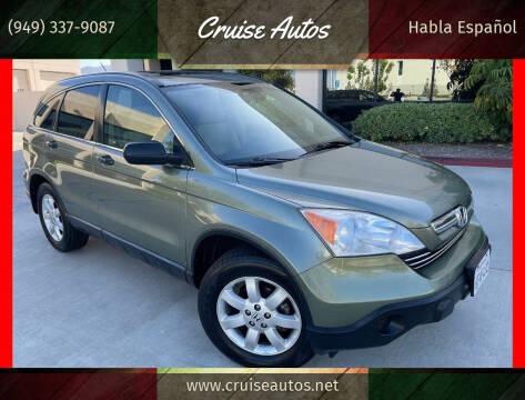 2008 Honda CR-V for sale at Cruise Autos in Corona CA