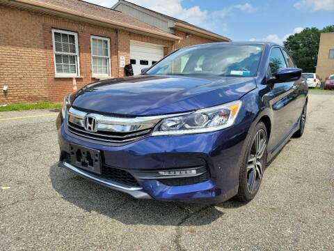 2017 Honda Accord for sale at Kingz Auto Sales in Avenel NJ