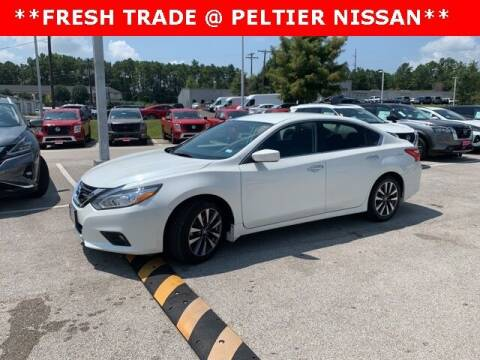 2017 Nissan Altima for sale at TEX TYLER Autos Cars Trucks SUV Sales in Tyler TX