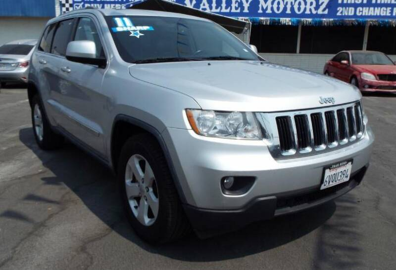 2011 Jeep Grand Cherokee for sale at 559 Motors in Fresno CA