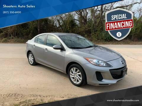 2012 Mazda MAZDA3 for sale at Shooters Auto Sales in Fort Worth TX
