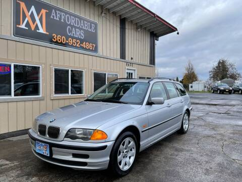 2001 BMW 3 Series for sale at M & A Affordable Cars in Vancouver WA