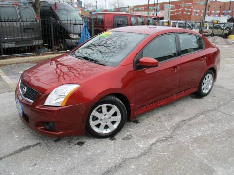 2010 Nissan Sentra for sale at 5 Stars Auto Service and Sales in Chicago IL