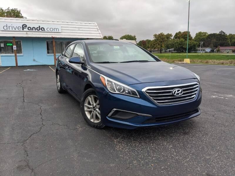 2017 Hyundai Sonata for sale at DrivePanda.com in Dekalb IL