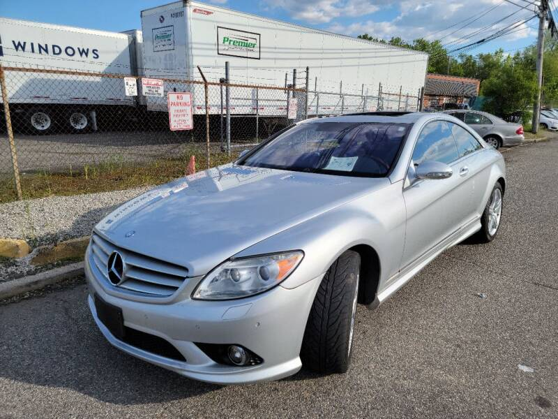 2007 Mercedes-Benz CL-Class for sale at Giordano Auto Sales in Hasbrouck Heights NJ
