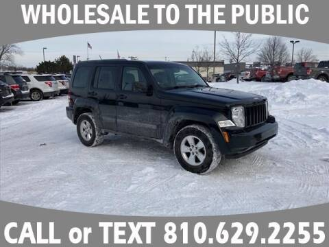 2012 Jeep Liberty for sale at LASCO FORD in Fenton MI