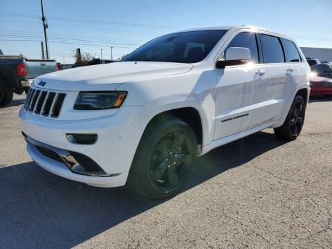 2015 Jeep Grand Cherokee for sale at Southern Auto Exchange in Smyrna TN
