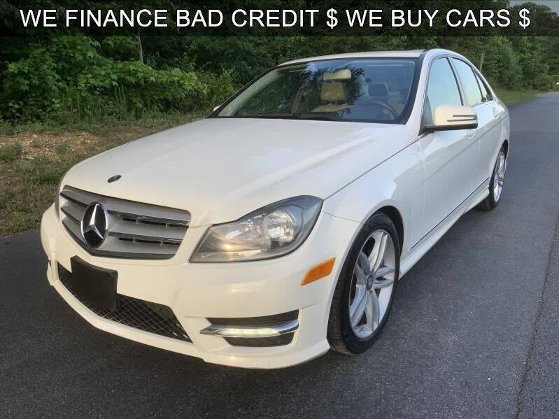 2012 Mercedes-Benz C-Class for sale in Laurel, MD