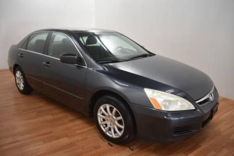 2007 Honda Accord for sale at Paris Motors Inc in Grand Rapids MI