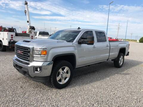 2017 GMC Sierra 2500HD for sale at B&R Auto Sales in Sublette KS
