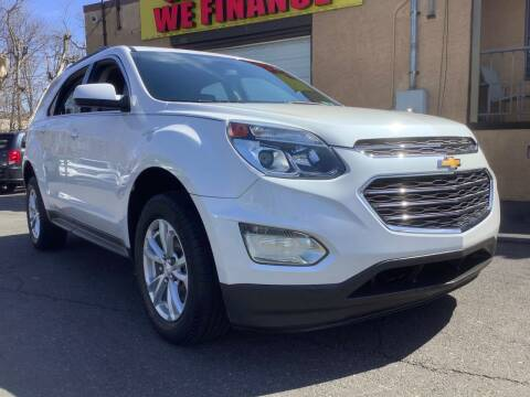 2017 Chevrolet Equinox for sale at Active Auto Sales Inc in Philadelphia PA