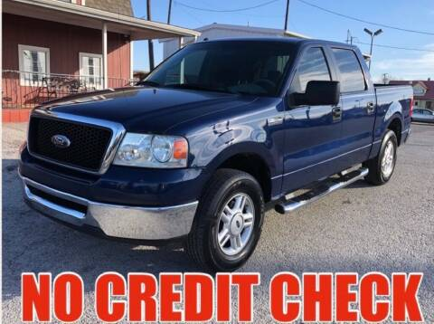 2008 Ford F-150 for sale at Decatur 107 S Hwy 287 in Decatur TX