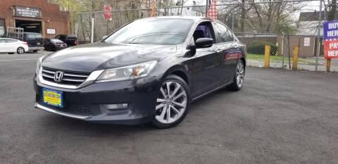 2015 Honda Accord for sale at Elis Motors in Irvington NJ