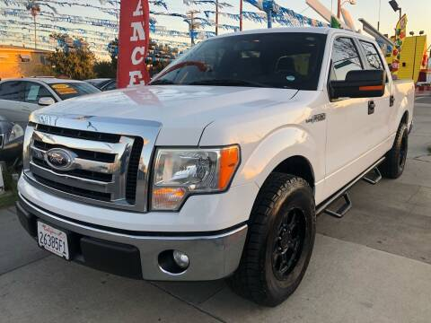 2012 Ford F-150 for sale at Plaza Auto Sales in Los Angeles CA
