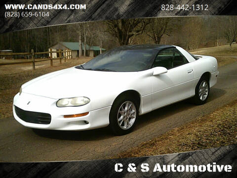 2000 Chevrolet Camaro for sale at C & S Automotive in Nebo NC