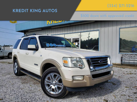 2008 Ford Explorer for sale at Kredit King Autos in Montgomery AL