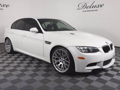 2011 BMW M3 for sale at DeluxeNJ.com in Linden NJ