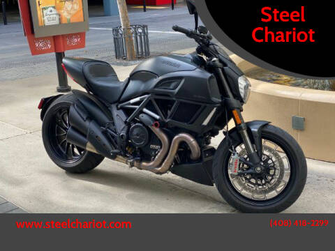 2017 Ducati Diavel for sale at Steel Chariot in San Jose CA