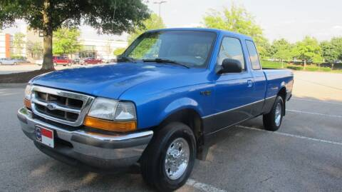 1998 Ford Ranger for sale at Best Import Auto Sales Inc. in Raleigh NC