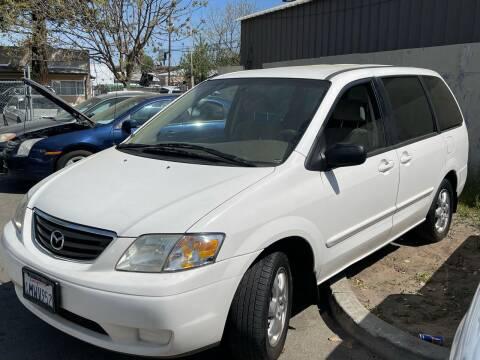 2000 Mazda MPV for sale at River City Auto Sales Inc in West Sacramento CA