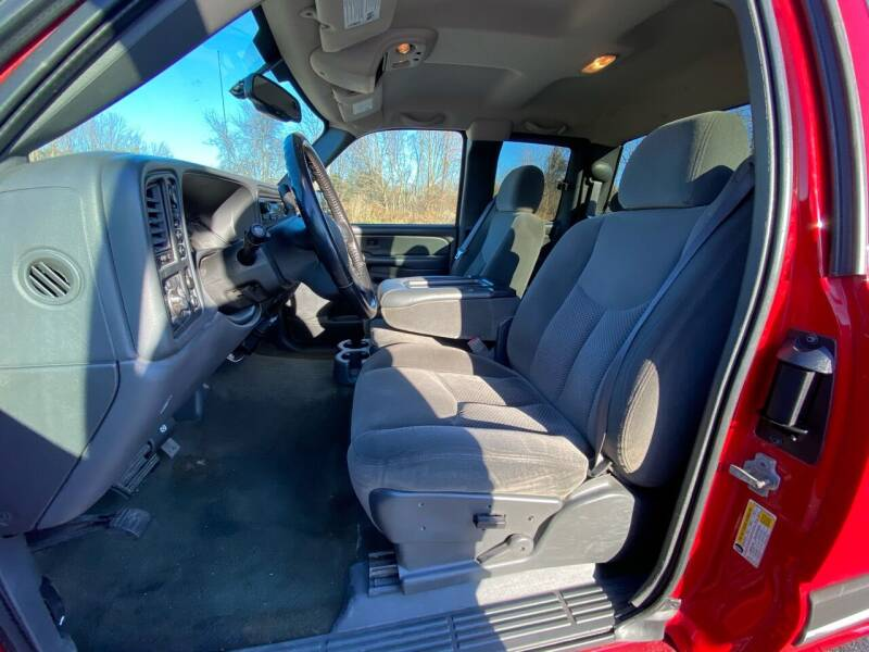 2007 Chevrolet Silverado 1500 Classic LT1 4dr Extended Cab 4WD 6.5 ft. SB - Derry NH