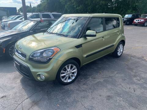2012 Kia Soul for sale at PAPERLAND MOTORS in Green Bay WI