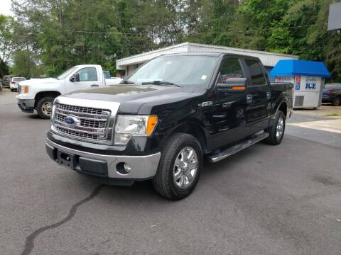 2013 Ford F-150 for sale at Curtis Lewis Motor Co in Rockmart GA