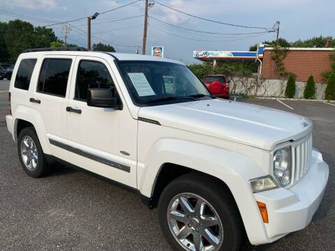 2012 Jeep Liberty for sale at Primary Motors Inc in Commack NY