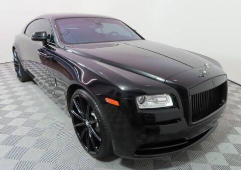 2014 Rolls-Royce Wraith for sale at Curry's Cars Powered by Autohouse - Auto House Scottsdale in Scottsdale AZ
