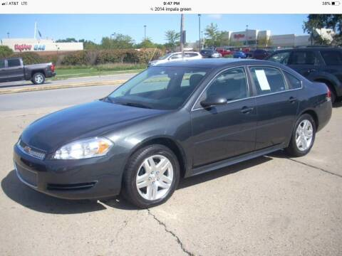 2014 Chevrolet Impala Limited for sale at Road Runner Autoplex in Russellville AR