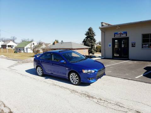 2008 Mitsubishi Lancer for sale at Hackler & Son Used Cars in Red Lion PA