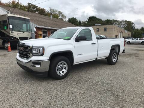 2018 GMC Sierra 1500 for sale at J.W.P. Sales in Worcester MA
