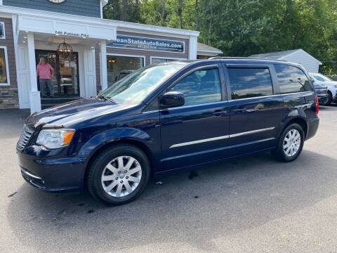 2014 Chrysler Town and Country for sale at Ocean State Auto Sales in Johnston RI