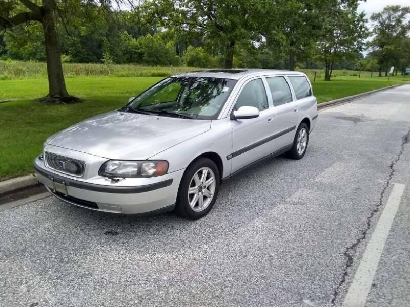 2003 Volvo V70 for sale at Laurel Wholesale Motors in Laurel MD