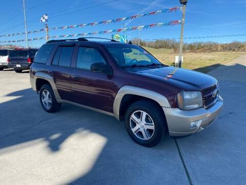 2007 Chevrolet TrailBlazer for sale at Autoway Auto Center in Sevierville TN