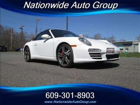 2011 Porsche 911 for sale at Nationwide Auto Group in East Windsor NJ
