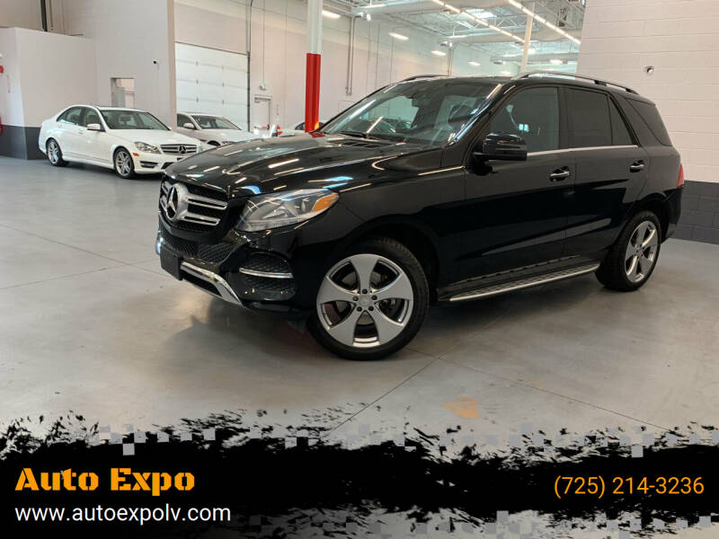 2016 Mercedes-Benz GLE for sale at Auto Expo in Las Vegas NV