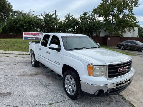 2011 GMC Sierra 1500 for sale at Detroit Cars and Trucks in Orlando FL