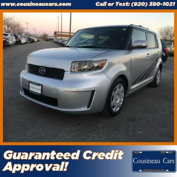 2008 Scion xB for sale at CousineauCars.com in Appleton WI