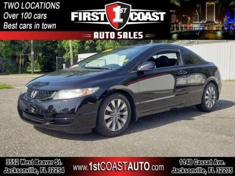 2011 Honda Civic for sale at 1st Coast Auto -Cassat Avenue in Jacksonville FL