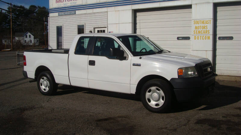 2006 Ford F-150 for sale at Southeast Motors INC in Middleboro MA