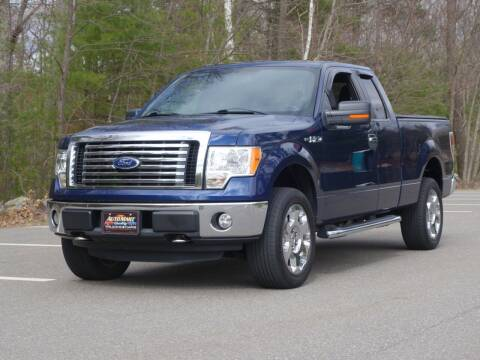 2011 Ford F-150 for sale at Auto Mart in Derry NH