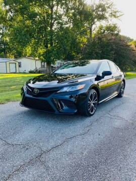 2020 Toyota Camry for sale at Speed Auto Mall in Greensboro NC