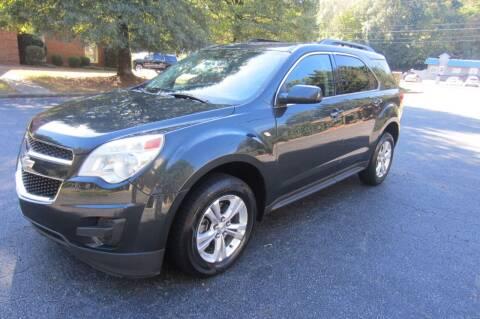 2012 Chevrolet Equinox for sale at Key Auto Center in Marietta GA