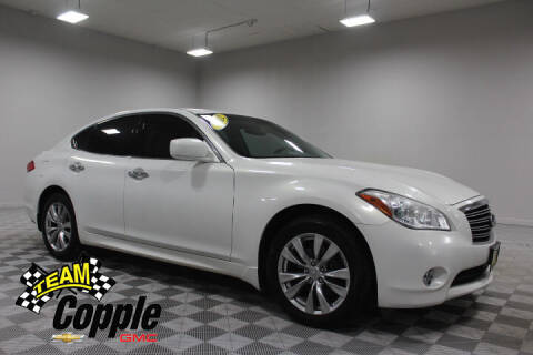 2012 Infiniti M37 for sale at Copple Chevrolet GMC Inc in Louisville NE