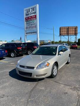 2009 Chevrolet Impala for sale at US 24 Auto Group in Redford MI