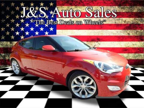 2013 Hyundai Veloster for sale at J & S Auto Sales in Clarksville TN
