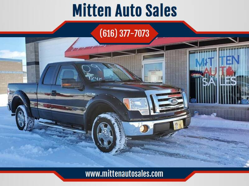 2009 Ford F-150 for sale at Mitten Auto Sales in Holland MI
